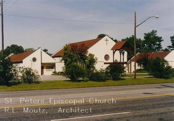 Church Office Building Addition